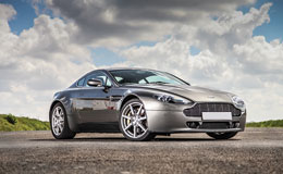 Aston Martin V8 Vantage Experience from Trackdays.co.uk