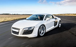 Audi R8 Blast Experience from Trackdays.co.uk