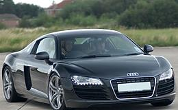 Audi R8 plus Hot Lap Experience from Trackdays.co.uk