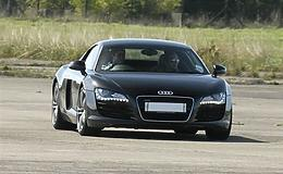 Audi R8 Thrill                                                                                                                                         Experience from Trackdays.co.uk