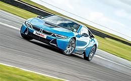 BMW i8 Driving Thrill Experience from Trackdays.co.uk