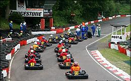 Corporate 30 Minute Karting Endurance  Experience from Trackdays.co.uk