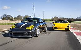 Double Supercar Blast Experience from Trackdays.co.uk