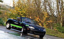 Drift Training Fast Track Experience from Trackdays.co.uk