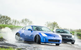 Drift Passenger Ride Experience from Trackdays.co.uk