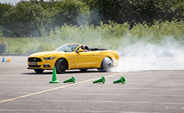 Stunt Driving Experience for Two Experience from Trackdays.co.uk