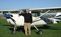 Extended Flying Lesson in West Sussex Experience from Trackdays.co.uk