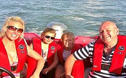 Family Powerboat Adventure Experience from Trackdays.co.uk