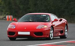 Ferrari 360 Experience from Trackdays.co.uk
