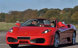 Ferrari 430                                                                                                                                            Experience from Trackdays.co.uk