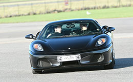 Ferrari 430 Blast Experience from Trackdays.co.uk
