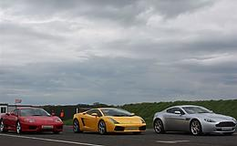 Supercar Treble Experience from Trackdays.co.uk