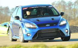 Ford Focus RS Turbo                                                                                                                                    Experience from Trackdays.co.uk