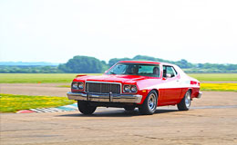 Ford Gran Torino Blast Experience from Trackdays.co.uk