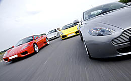 Supercar 4 Blast - Anytime inc High Speed Ride and Photo Print Experience from Trackdays.co.uk