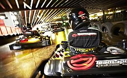 Go Karting for Two Experience from Trackdays.co.uk