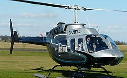 Helicopter Thrill for One Experience from Trackdays.co.uk