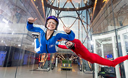 iFLY Indoor Skydiving Experience for Two Special Offer Experience from Trackdays.co.uk