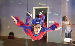 iFLY Indoor Skydiving in Basingstoke Experience from Trackdays.co.uk