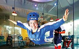 iFLY Indoor Skydiving in Manchester Experience from Trackdays.co.uk