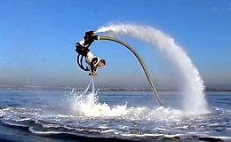 Introduction to Flyboarding experience Experience from Trackdays.co.uk