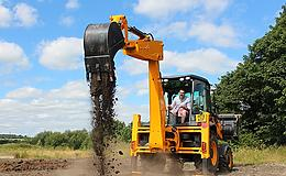JCB Digger Driving Experience Experience from Trackdays.co.uk