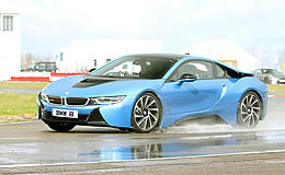 Junior BMW i8 Blast Experience from Trackdays.co.uk
