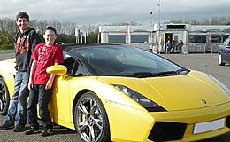 Junior Lamborghini Driving Experience Experience from Trackdays.co.uk