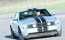 Junior Ford Mustang GT Blast Experience from Trackdays.co.uk