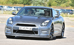 Junior Nissan GT-R Blast Experience from Trackdays.co.uk