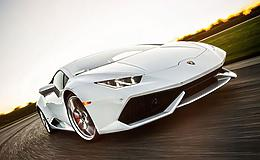 Lamborghini Huracan Experience from Trackdays.co.uk