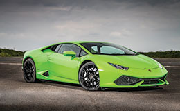 Lamborghini Huracan Blast Experience from Trackdays.co.uk