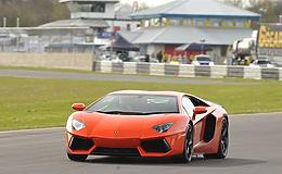 Lamborghini LP700 Aventador Experience from Trackdays.co.uk