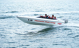 Luxury Powerboat Experience Experience from Trackdays.co.uk