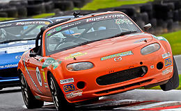 Mazda MX5 Mk3 Race Car Hire Experience from Trackdays.co.uk