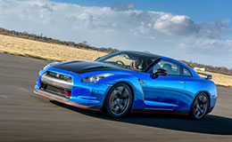 Nissan GT-R R35 Blast Experience from Trackdays.co.uk