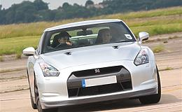 Nissan GTR Experience from Trackdays.co.uk