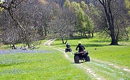 One Hour Quad Bike Thrill in Kent Experience from Trackdays.co.uk