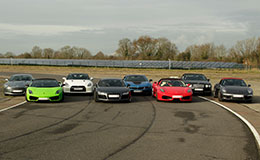 Passenger ride Experience from Trackdays.co.uk