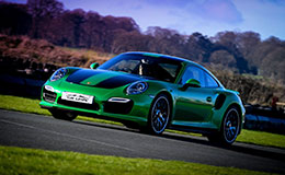 Porsche 911 Turbo Blast Experience from Trackdays.co.uk