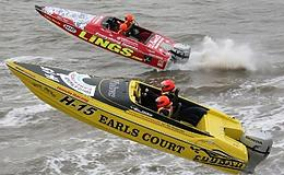 Powerboat Racing Grand Prix Experience from Trackdays.co.uk