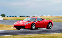 Premium Ferrari Trackday Experience from Trackdays.co.uk
