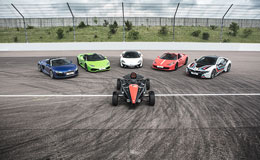 Ultimate Premium Supercar Driving Experience