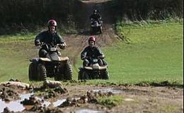 Quad Bikes Safari Experience from Trackdays.co.uk