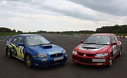 Rally Thrill                                                                                                                                           Experience from Trackdays.co.uk