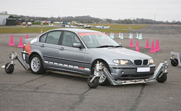 Skid Control Experience from Trackdays.co.uk