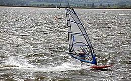 Start Windsurfing for Two in Berkshire Two-Day Course Experience from Trackdays.co.uk