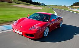 Supercar Choice Thrill Experience from Trackdays.co.uk