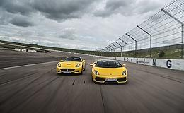 Double Supercar Driving Blast with High Speed Ride Experience from Trackdays.co.uk