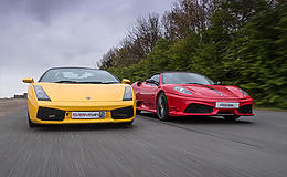 Supercar Double Offer Experience from Trackdays.co.uk